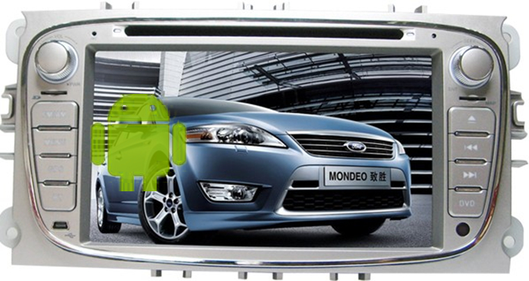 Ford Focus Android - Ca-Fi. Штатное головное устройство на Android для Ford Focus, C-Max, Fiesta, Fusion
