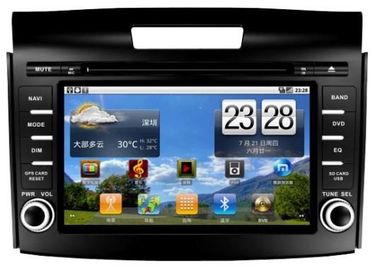 honda cr v new android - Ca-Fi. Штатное головное устройство на Android для Honda CR-V New