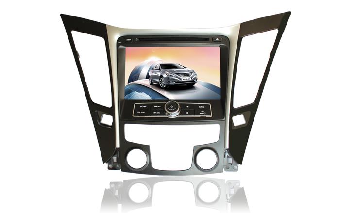 Hyundai Sonata - Ca-Fi. Штатное головное устройство на Android для Hyundai Sonata New (с 2010 г.)